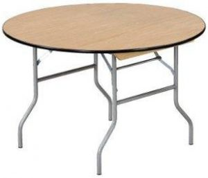 4foot round table