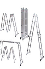 Adjustable Step ladders