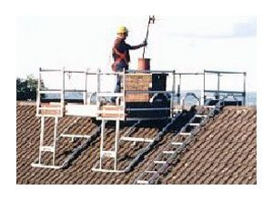 Aluminium Chimney Scaffold
