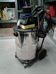 Explosive vacuum