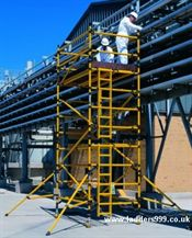 GRP Scaffold tower