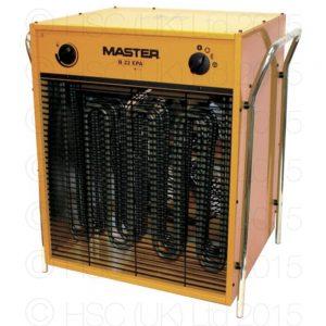18KW Fan heater