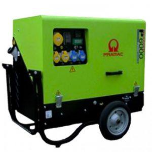 6 KVA Diesel Generator
