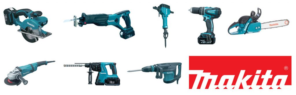 Makita powertools